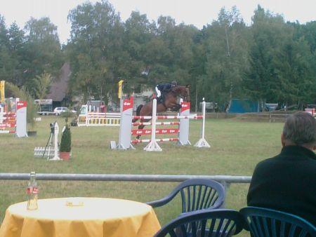 Dannenberg Turnier 2008 Reitertage Springreiten