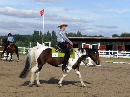 Westernturnier EWU Wietzetze 2009 Hitzacker Wettbewerb Westernprüfung Siegerehrung