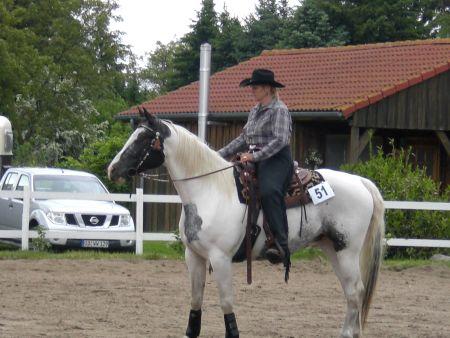 EWU-C-Turnier Westernreitturnier Wietzetze 2010 Western Riding