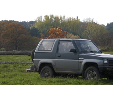 Fuchsjagd 2010, Verlorene Lunte